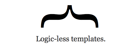 Mustache, ERB and the future of templating · by Kyle Neath